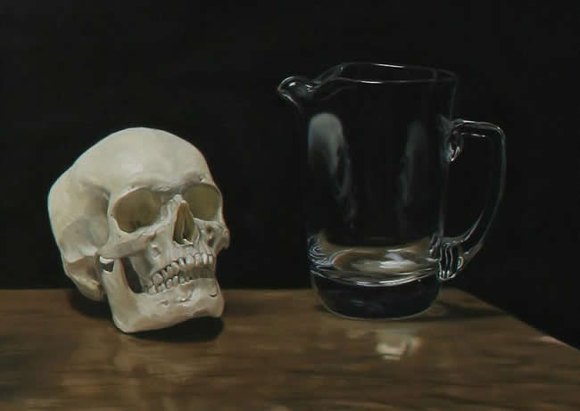 oil paintings by Lance Richlin