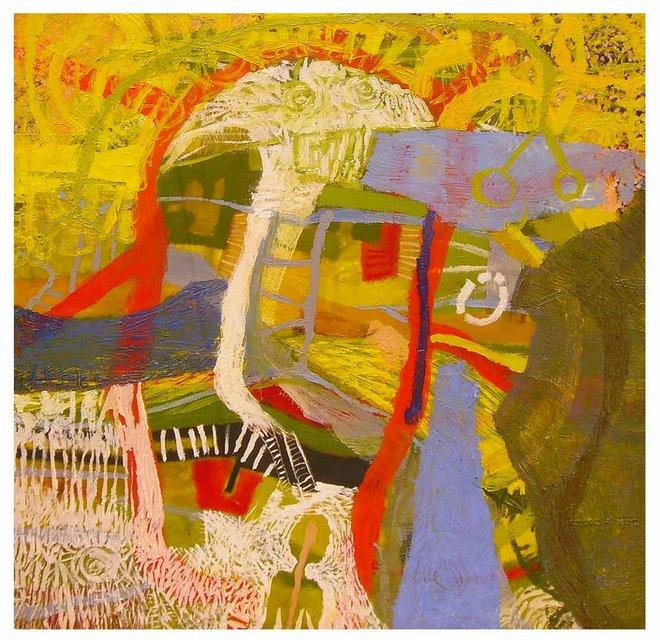 Pintura abstracta pintores famosos imagui for Imagenes de cuadros abstractos famosos