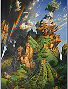 surrealismo de Patrick Woodroffe
